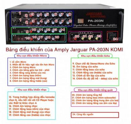 Vì sao cần biết chỉnh amply karaoke gia đình