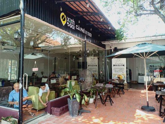 âm thanh quán cà phê