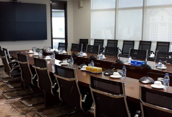 Dự án lắp đặt hệ thống âm thanh phòng họp chuyên nghiệp tại Cà Mau