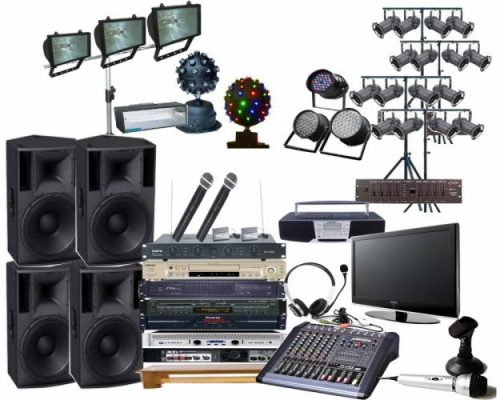 Các yêu cầu cơ bản cho hệ thống âm thanh sự kiện