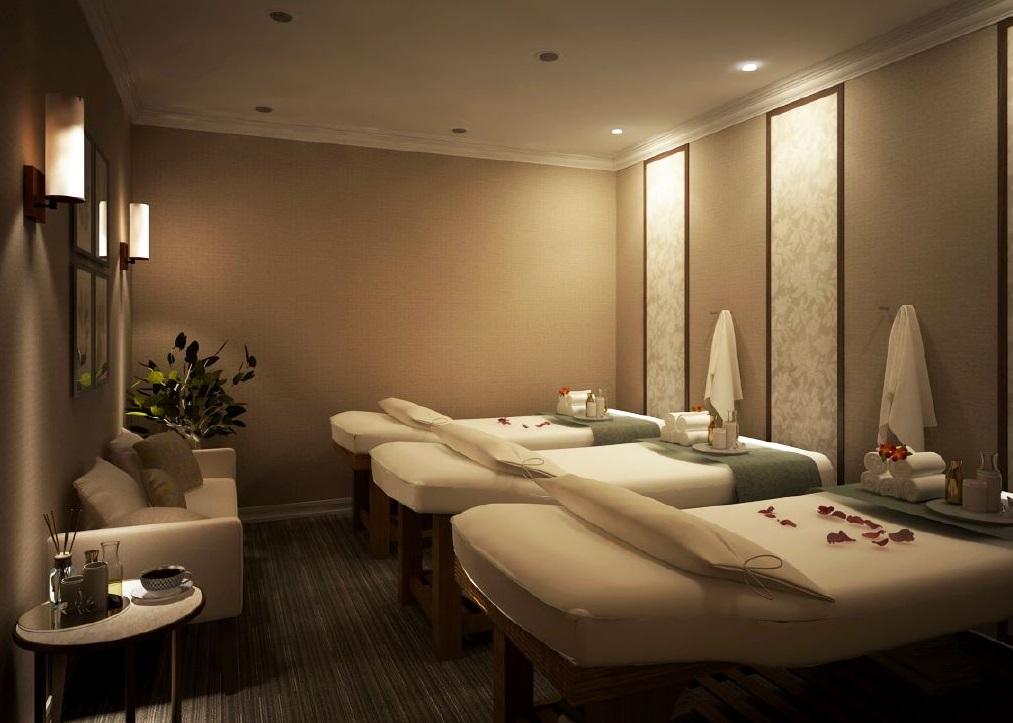 Dự án lắp đặt hệ thống loa âm trần cho spa tại Hà Nội