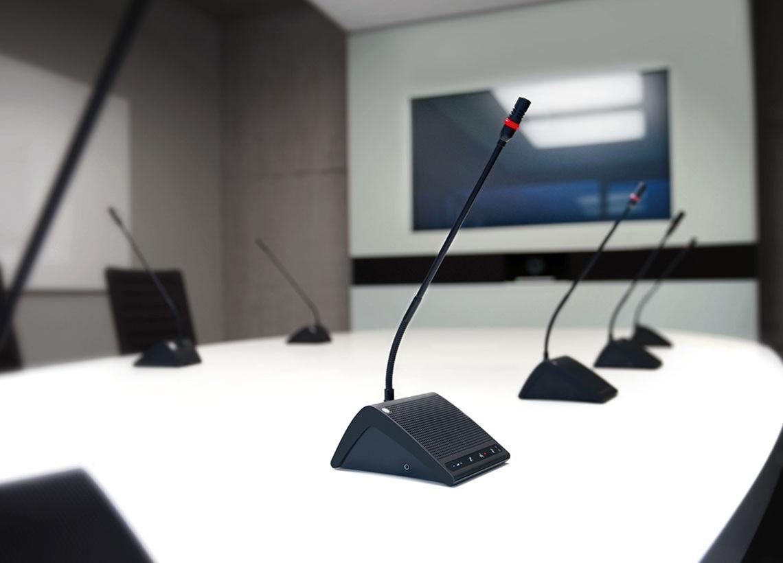 micro hội nghị không dây