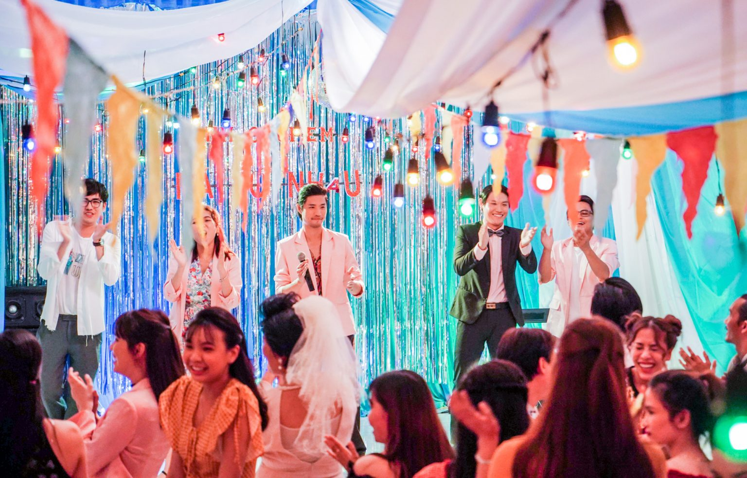 Dự án lắp đặt dàn âm thanh đám cưới cao cấp tại Hải Phòng