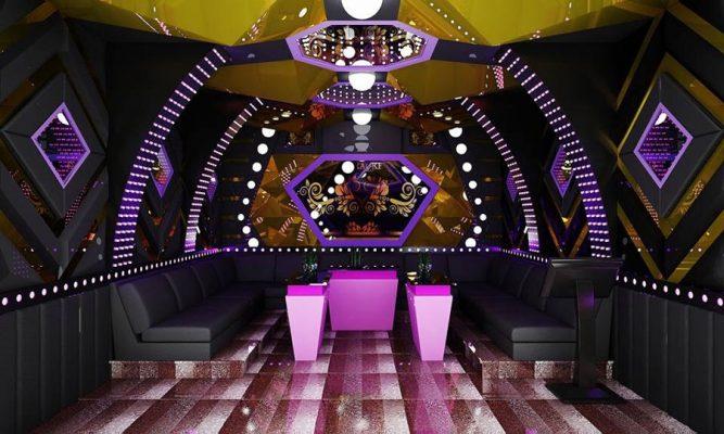 Dự án lắp đặt dàn karaoke cho phòng hát