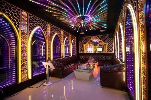 phòng hát karaoke tại Phú Thọ