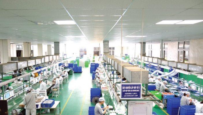 Dự án lắp đặt hệ thống âm thanh nhà xưởng sản xuất linh kiện điện tử