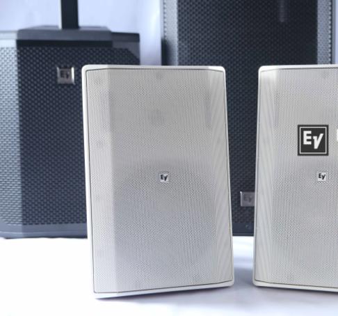 Loa 2-Way Electro-Voice EVID-S8.2W cho dàn âm thanh hiện đại