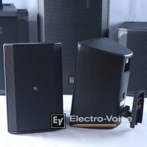 Loa gắn tường ELECTRO-VOICE EVID-S8.2TB, gợi ý cho dàn âm thanh sân vườn