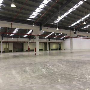 Giải pháp âm thanh nhà xưởng 10.000 mét vuông