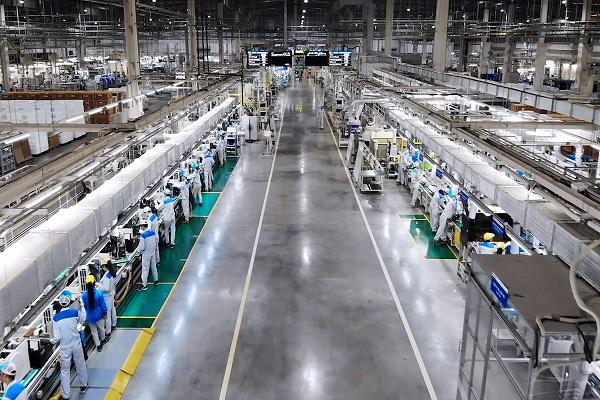 Giải pháp âm thanh nhà xưởng 25000 mét vuông