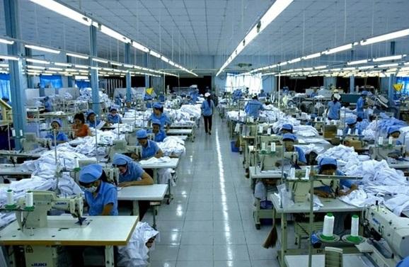 Lắp đặt hệ thống âm thanh nhà xưởng dệt may CMP Việt Nam tại Việt Mới