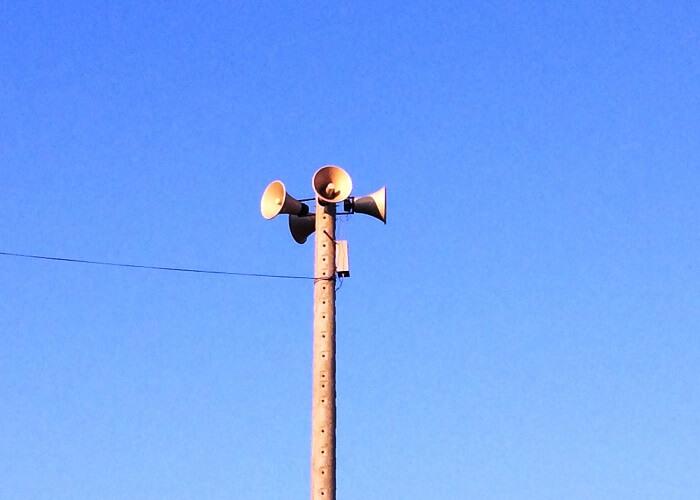 Dự án lắp đặt hệ thống truyền thanh không dây cho đài truyền thanh xã