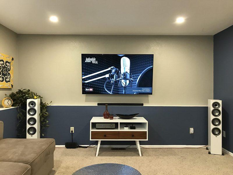 Giải pháp lắp đặt dàn âm thanh xem phim cho phòng 20m2