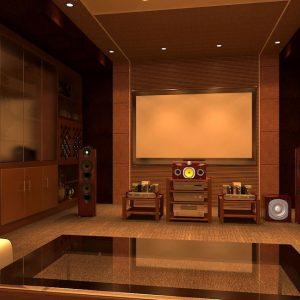 Tư vấn lắp đặt dàn âm thanh xem phim tại Đà Nẵng