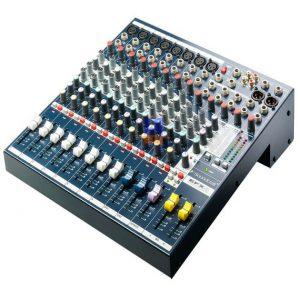 Mixer Soundcraf EFX8 (Có CO, CQ nhập khẩu)