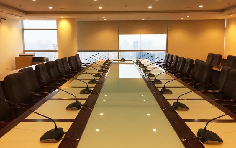 Phòng họp lớn tại trụ sở Hà Nội