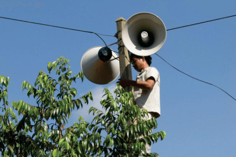 Dự án lắp đặt hệ thống truyền thanh không dây tại thị trấn Na Sầm