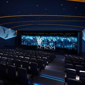 Giải pháp lắp đặt âm thanh xem phim cho phòng 100m2