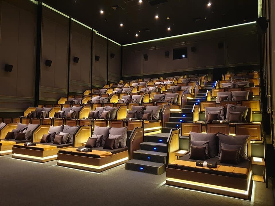Dự án lắp đặt âm thanh xem phim cho phòng xem phim mini
