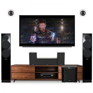 Dàn âm thanh Dolby Atmos 5.1.2 AT-AM01