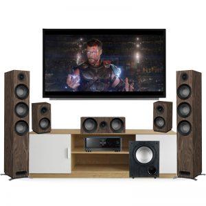 Dàn âm thanh xem phim 5.1 AT-GD03