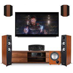 bộ dàn âm thanh xem phim 5.1 AT-GD10 vietmoiaudio