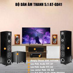 Dàn âm thanh xem phim 5.1 AT-GD41 Vietmoiaudio