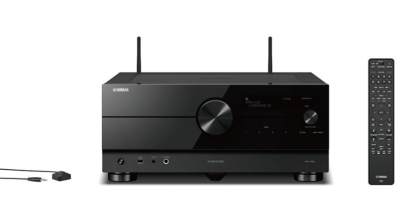 Amply Yamaha RX-A8A