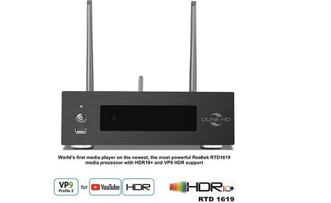 Đầu Dune HD Pro 4K Plus II