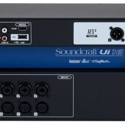 Bàn Mixer Soundcraft Ui16