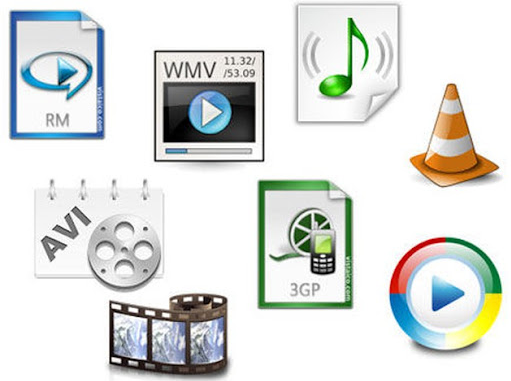 Các định dạng được video được ưa chuộng sử dụng trong dàn âm thanh