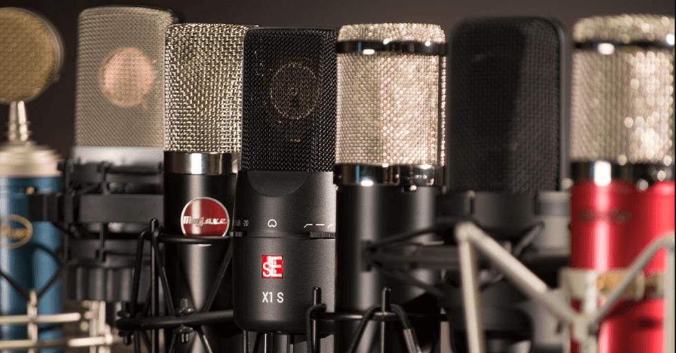 Condenser microphone là gì?
