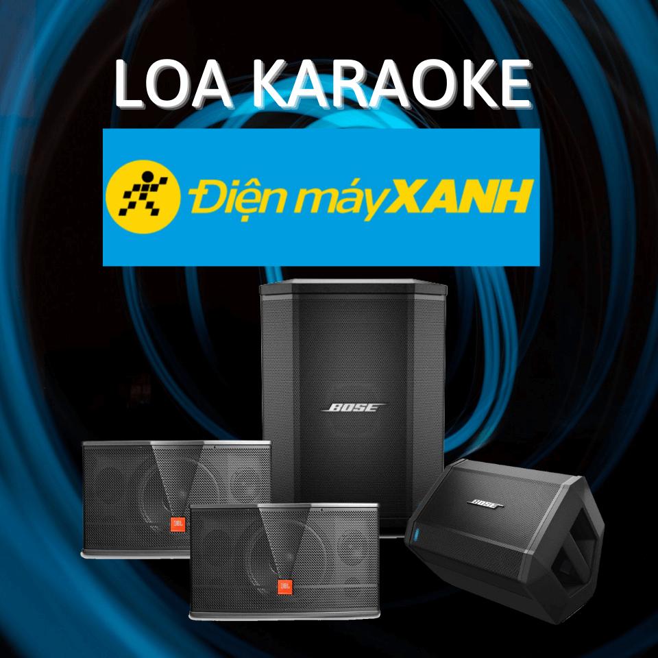 Loa karaoke điện máy xanh chính hãng