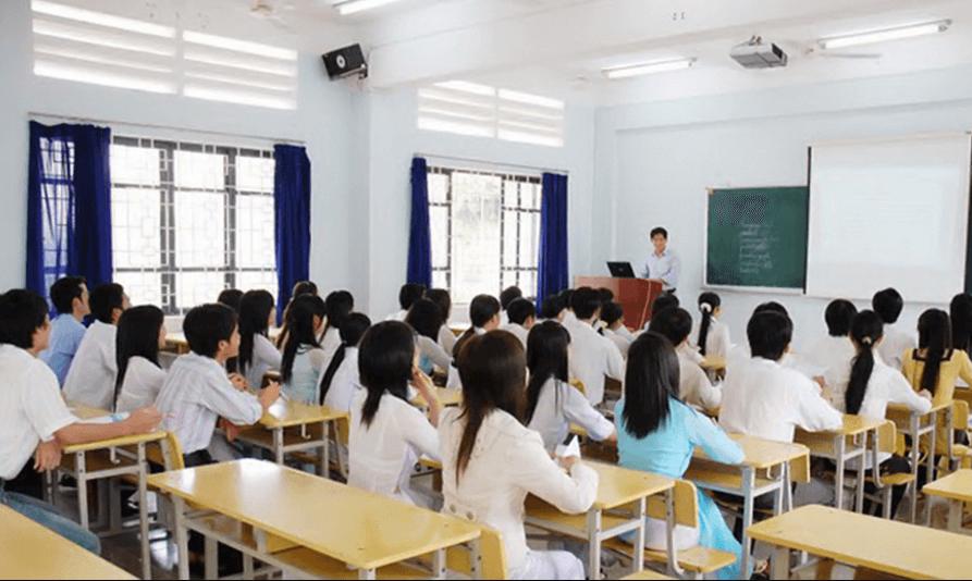 giải pháp lắt đặt hệ thống âm thanh trường học