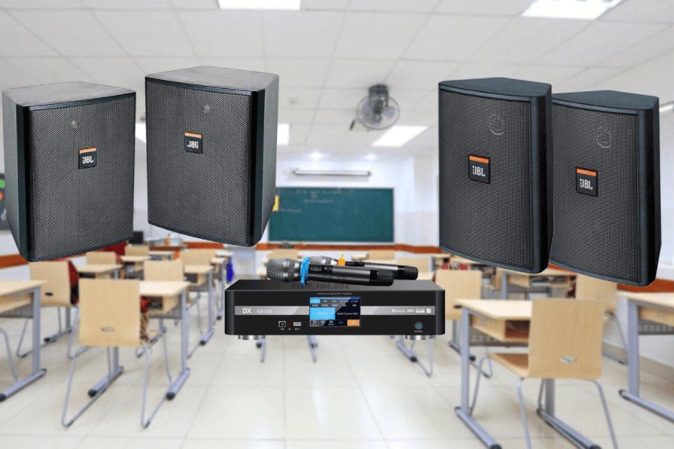 Hệ thống âm thanh trường học uy tín nhất