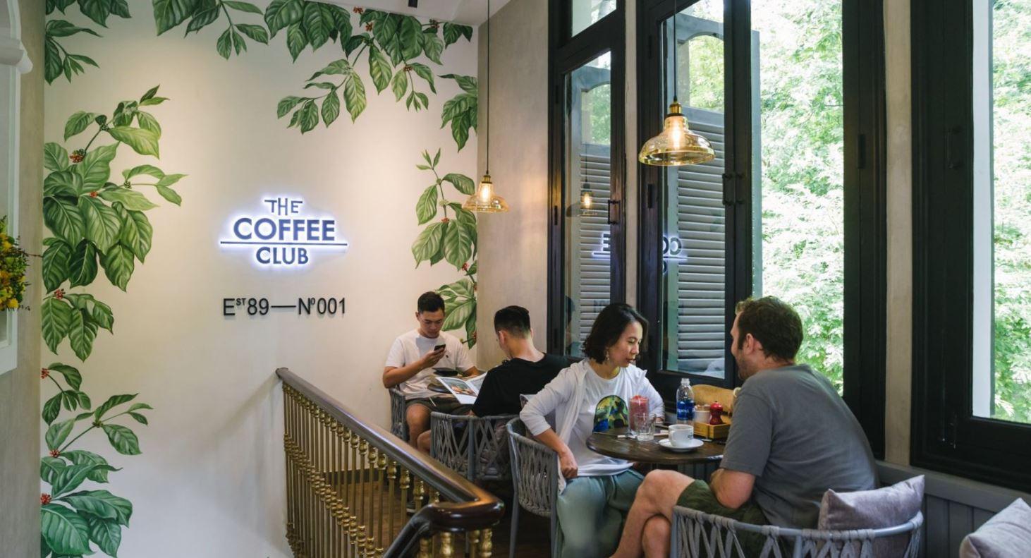 Hệ thống loa cho quán cafe
