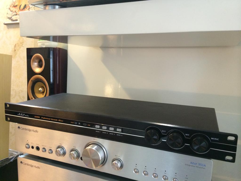 Mixer AAP K1000, thiết bị trộn âm thanh tốt nhất hiện nay