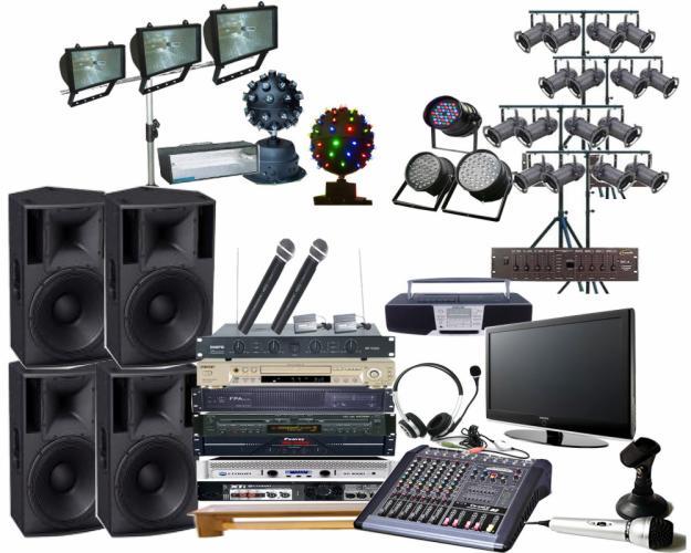 thiết bị âm thanh Trung Quốc