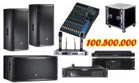 Dàn âm thanh đám cưới chất lượng caoDC VM101