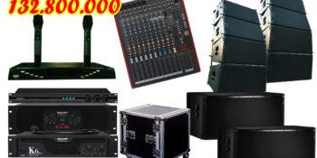 Thiết bị cho dàn âm thanh đám cưới DC VM132