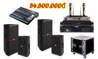 Dàn âm thanh đám cưới giá rẻ DC VM54