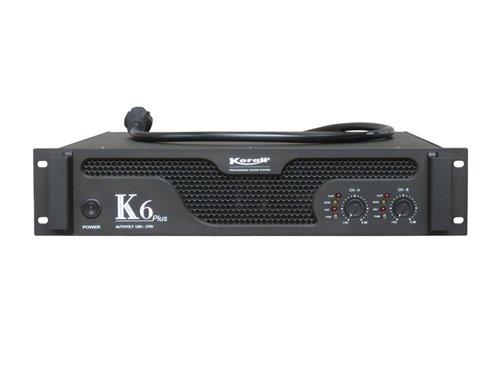 Cục đẩy công suất K6plus sử dụng cho dàn âm thanh đám cưới DC VM75