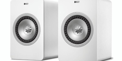 KEF X300A WIRELESS DIGITAL DESKTOP SPEAKER SYSTEM
