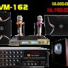 Bộ dàn karaoke VM-162