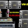 Bộ dàn karoake VM-225