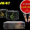Bộ dàn karaoke VM-87