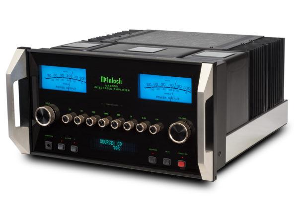 Amplifier MA8000
