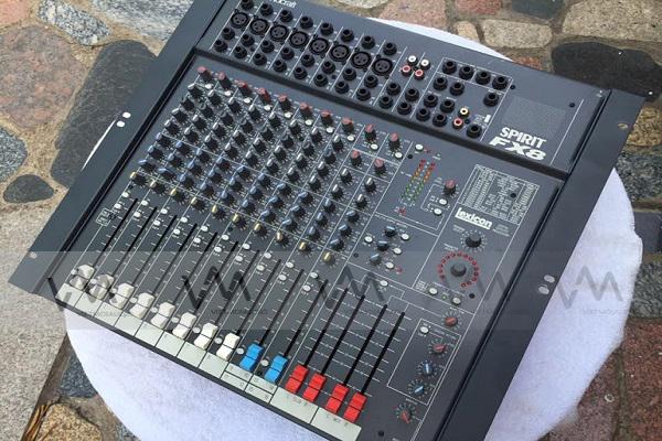 Bàn mixer cũ giá rẻ tại Việt Mới Audio