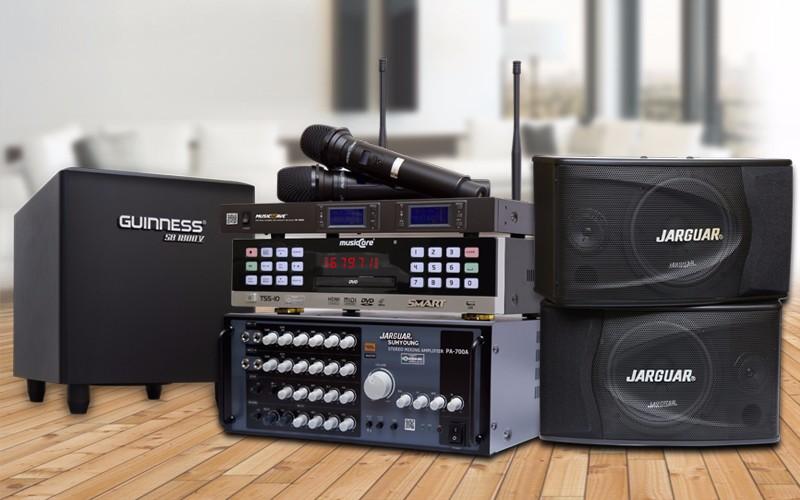 Lựa chọn và sử dụng dàn âm thanh karaoke chất lượng cao