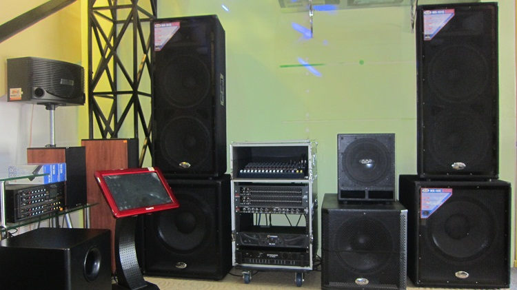 hệ thống âm thanh chất lượng